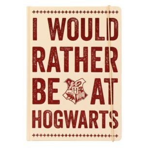 Hogwarts A5 Notebook