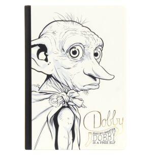 Harry Potter Dobby A5 Notebook