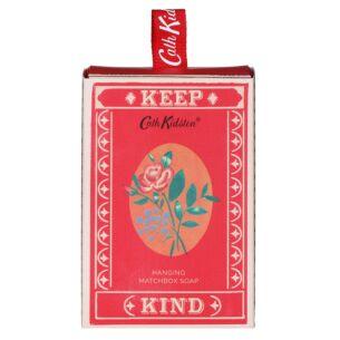 Keep Kind 'Kind' Hanging Matchbox Soap
