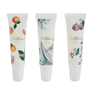 Cath Kidston Assorted Set of 3 Lip Balms