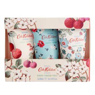 Mini Cherry Sprig Set of 3 Hand Creams