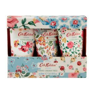 Cath Kidston Cottage Patchwork Set of 3 Hand Creams