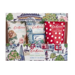 Cath Kidston London View Set of 3 Hand Creams
