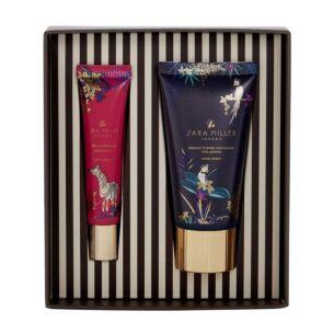 Tahiti Hand Cream & Lip Gloss Duo