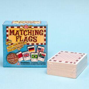 Pocket 'Matching Flags' Game