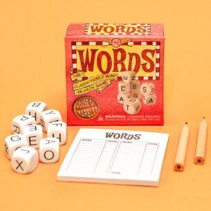 Pocket 'Words' Game