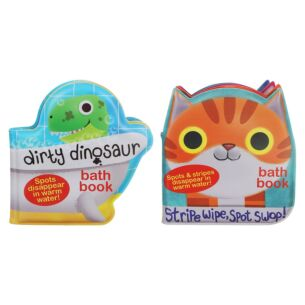 Assorted Magic Bath Book