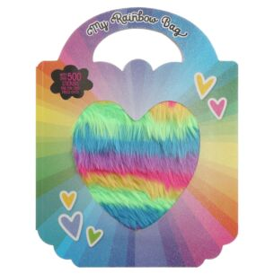 My Rainbow Sticker Bag Book
