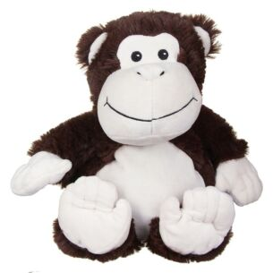 Warmies Monkey Heatable Soft Toy