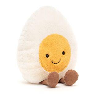 Amuseable Large Boiled Egg