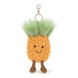 Jellycat Amuseables Pineapple Bag Charm