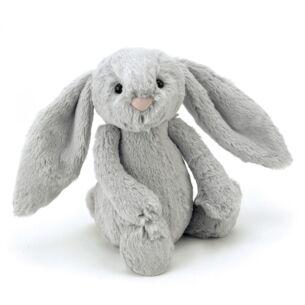 Jellycat Medium Bashful Silver Bunny