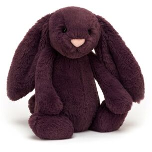 Medium Bashful Plum Bunny