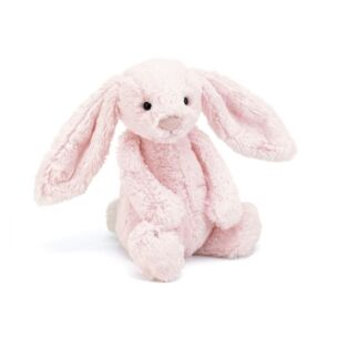 Large Pink Bashful Bunny