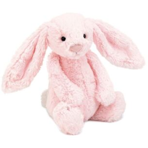 Medium Pink Bashful Bunny