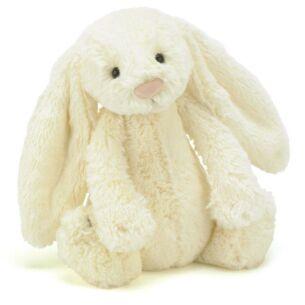 Medium Cream Bashful Bunny