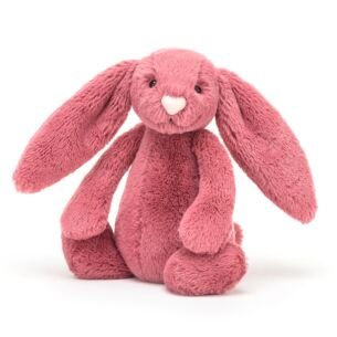 Small Bashful Cerise Bunny