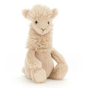 Small Bashful Llama