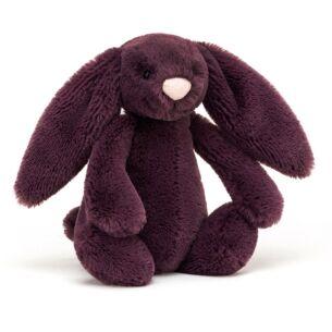 Small Bashful Plum Bunny
