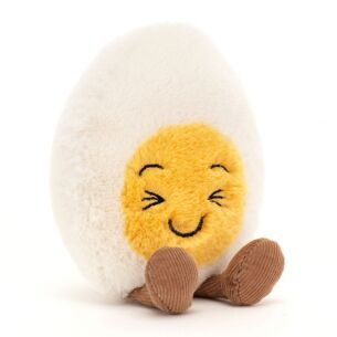 Amuseable Laughing Boiled Egg