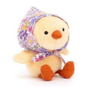 Yellow Betty Bonnet Chick