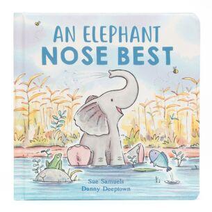 An Elephant Nose Best Hardback Book