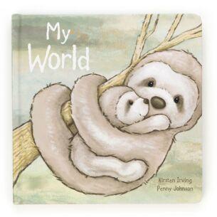 My World Hardback Book