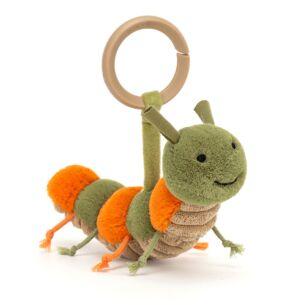 Little Christopher Caterpillar Rattle