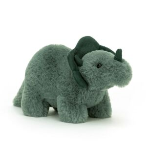 Mini Fossilly Triceratops