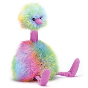 Jellycat Large Rainbow Pompom