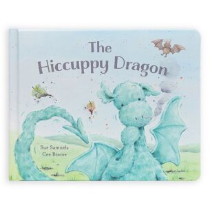 The Hiccuppy Dragon Hardback Book