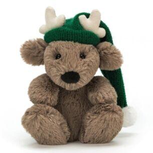 Jellycat Baby Poppet Reindeer