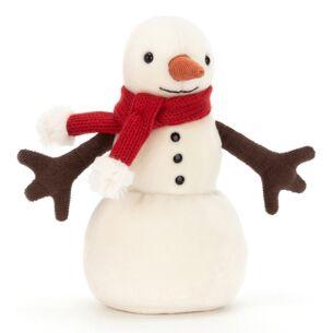 Jellycat Merry Snowman
