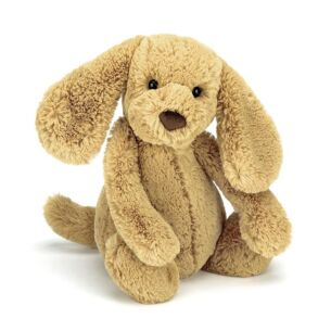 Jellycat Small Bashful Toffee Puppy