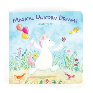 Jellycat Magical Unicorn Dreams Hardback Book