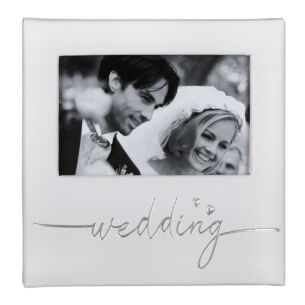 Wedding Photo Frame 6x4