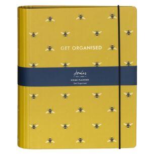 Cambridge Floral Bee Home Organiser File