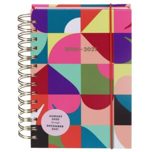 Dot Geo 17 Month 2020-2021 Medium Academic Diary