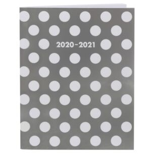 Jumbo Dot 17 Month 2020-2021 Booklet Diary