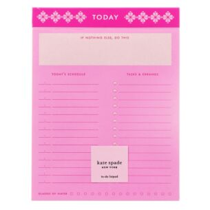 Neon Pink To Do List