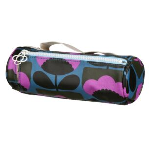Spring Bloom Brush & Pencil Case Cosmetic Bag
