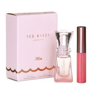 Ted Baker Sweet Things Come in Three Mia Perfume & Lip Gloss