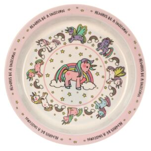 Unicorns Plate