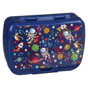 Leonardo's Little Stars Leonardo's Little Stars Spaceman Lunch Box