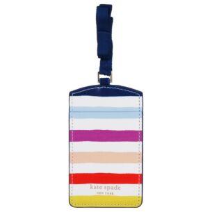 Candy Stripe ID Holder