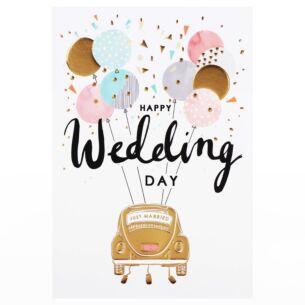 Louise Tiler 'Wedding Car' Card