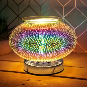Desire Aroma Star Burst Lamp Wax Melt Warmer