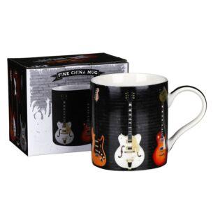 Boxed Guitar Mug