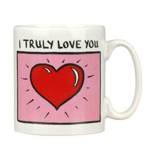 I Truly Love You Mug