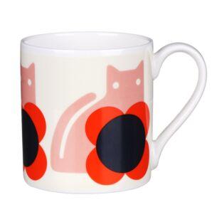 Poppy Cat Large Mug